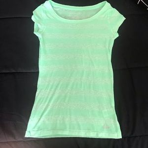 Aeropostale: Bright Green Tee